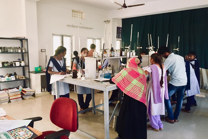 APSWR Junior College-Chemistry Lab