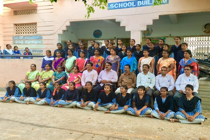 APSWR Junior College-Group Photo