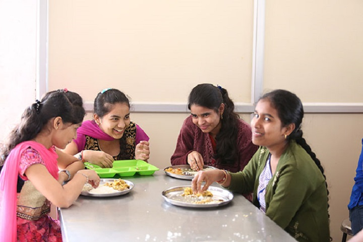 Narayana Junior College-Cafeteria