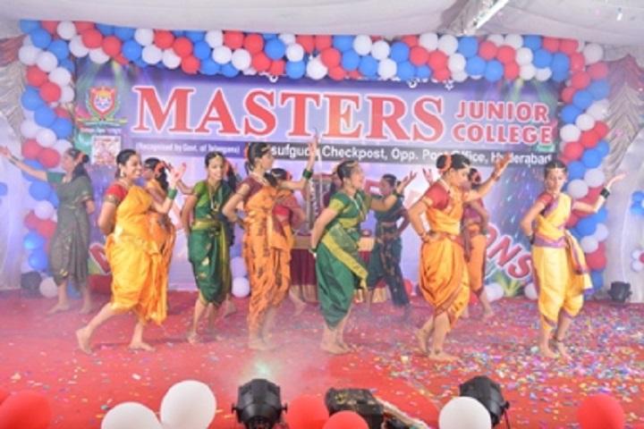 Masters Junior College-Annual Day Celebraion