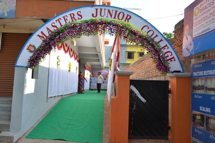 Masters Junior College-Campus Entrances