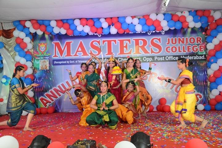 Masters Junior College-Dance