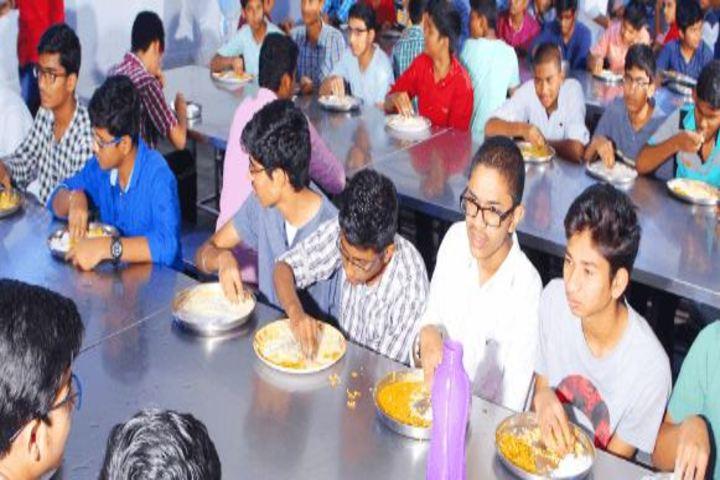 Pinegrove Junior College-Dinning Hall