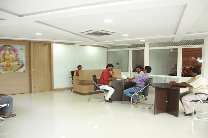 Pinegrove Junior College-Staff Room
