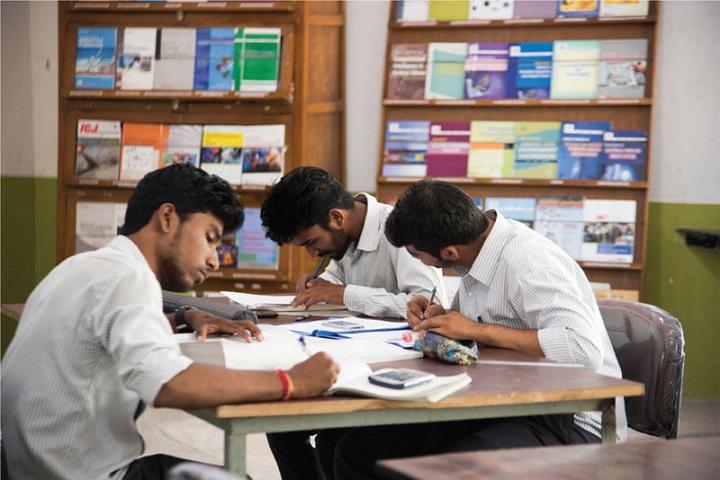 Sree Chaitanya Junior College-Library