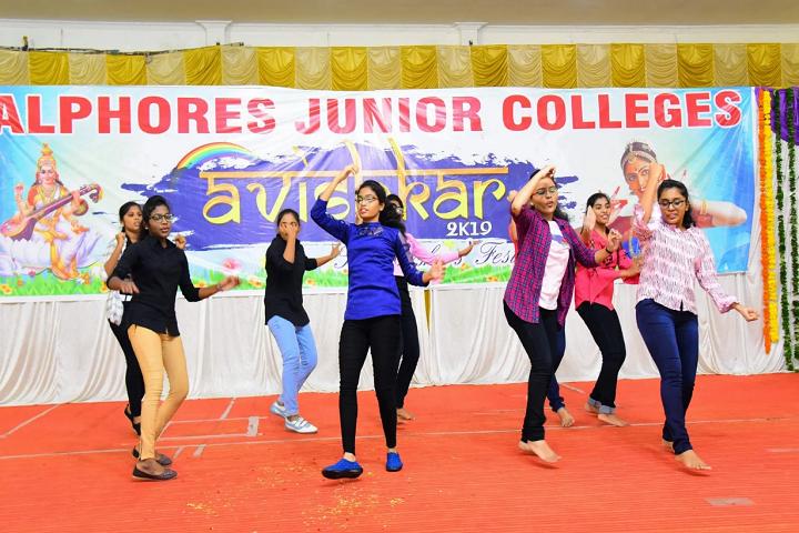 Alphores Junior College-Dance