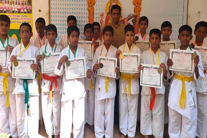 Alphores Junior College-Karate Winner