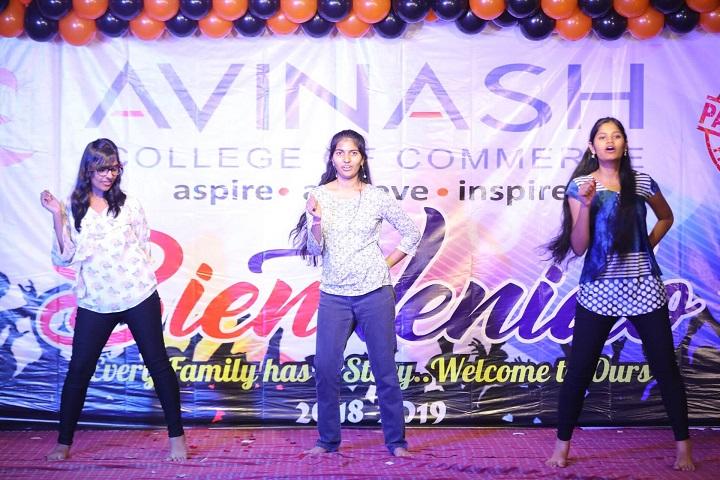 Avinash College of Commerce-Dance