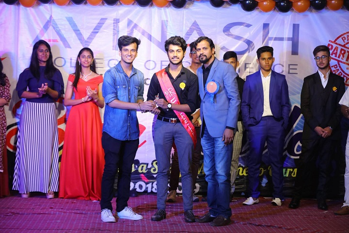 Avinash College of Commerce-Fashion Show Competition Winner