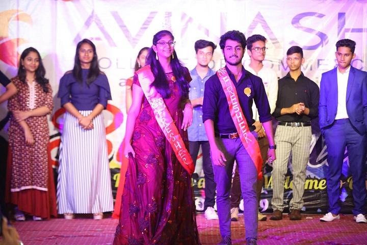 Avinash College of Commerce-Fresher Day Celebration