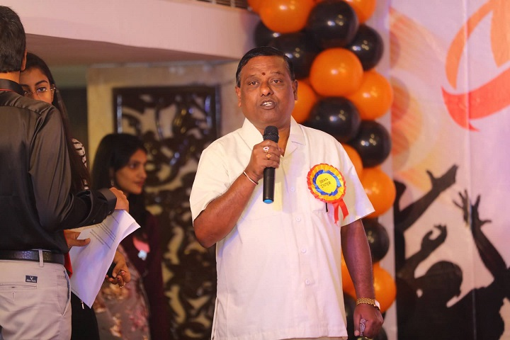 Avinash College of Commerce-Speech