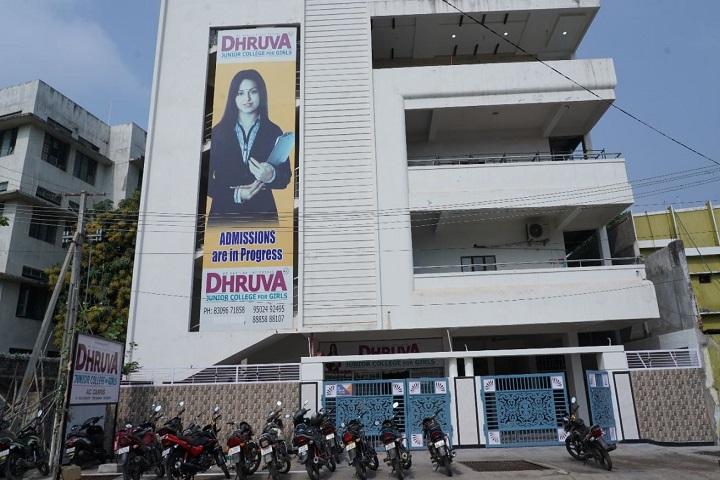 Dhruva Girls Junior College-Campus View