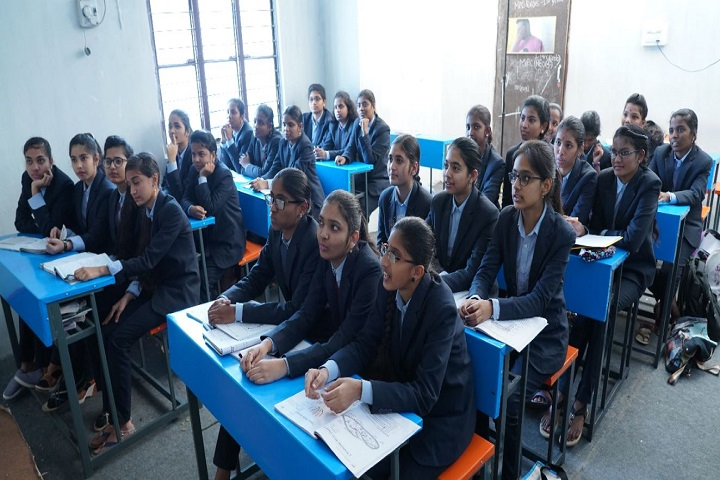 Dhruva Girls Junior College-Classroom