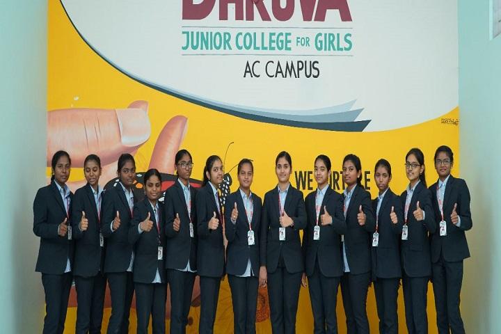 Dhruva Girls Junior College-Group Photo