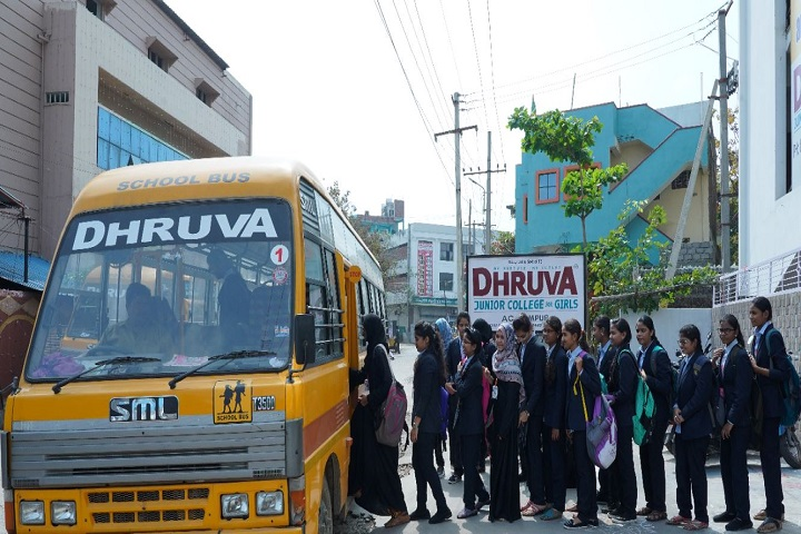 Dhruva Girls Junior College-Transport