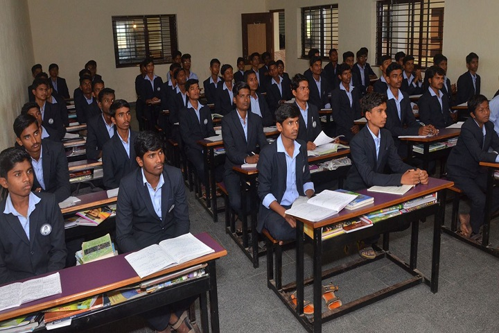 Abhyudaya Pre-University Science College-Calssroom