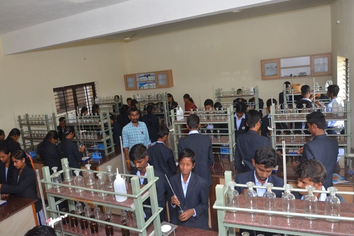 Abhyudaya Pre-University Science College-Chemistry Lab
