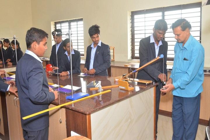 Abhyudaya Pre-University Science College-Physic Lab