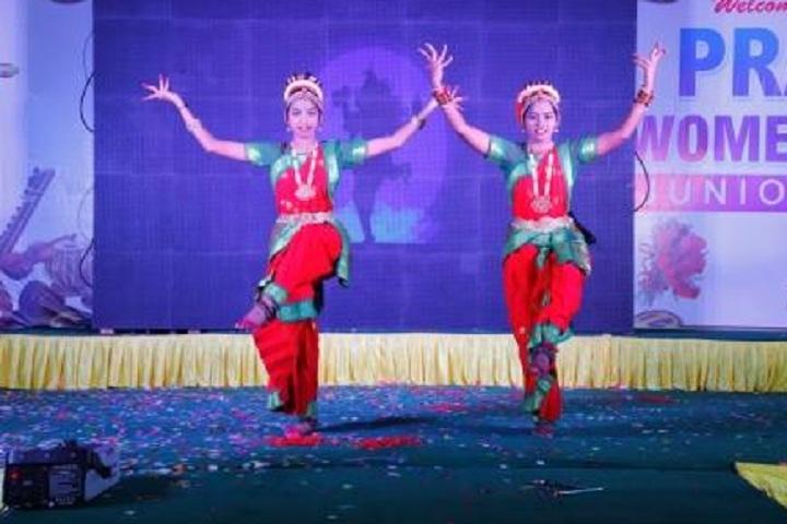 Pragathi Junior College-Dance