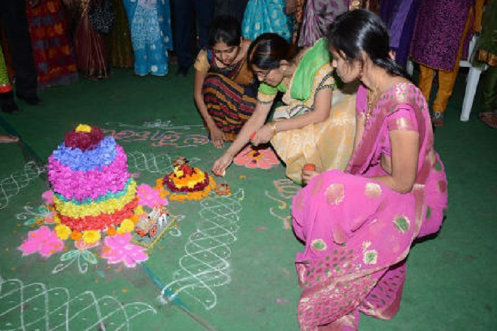 Pragathi Junior College-Festival