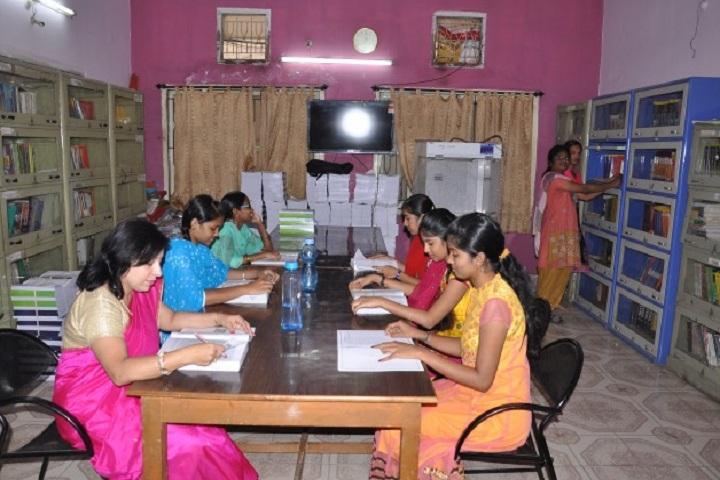Pragathi Junior College-Library