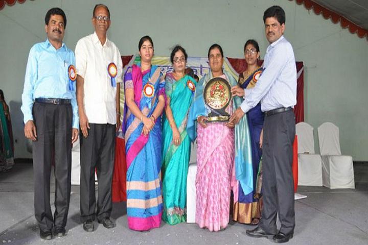 Pragathi Junior College-Prize