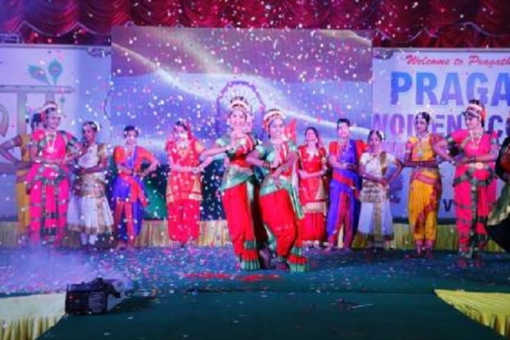 Pragathi Junior College-Programme