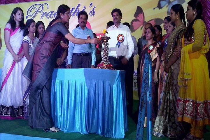 Pragathi Junior College-Puja
