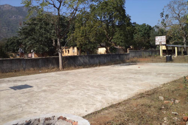 Nilgiri College-Basketball Court