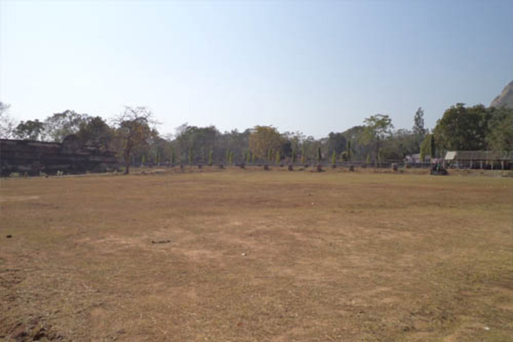 Nilgiri College-College Play Ground