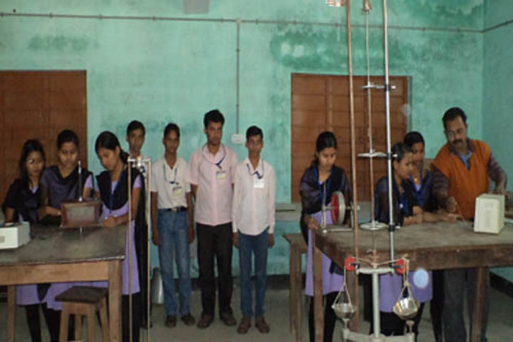 Nilgiri College-Physics Lab