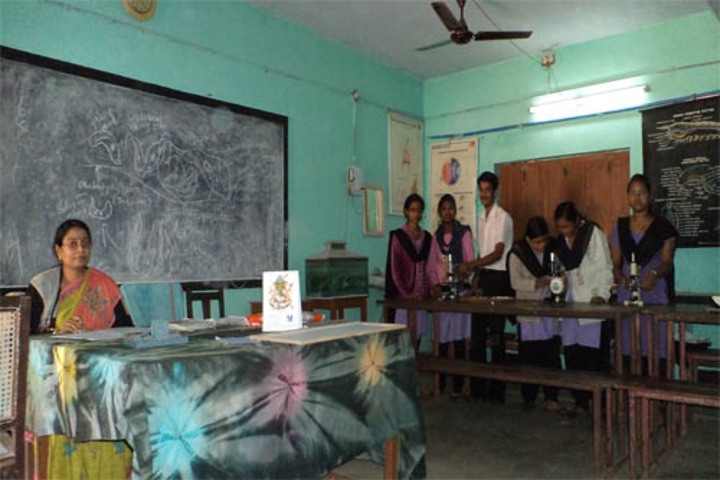 Nilgiri College-Zoology Lab