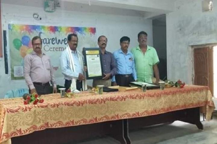 Swarnachud College-Award Ceremony