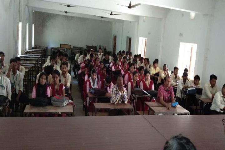 Swarnachud College-Classroom
