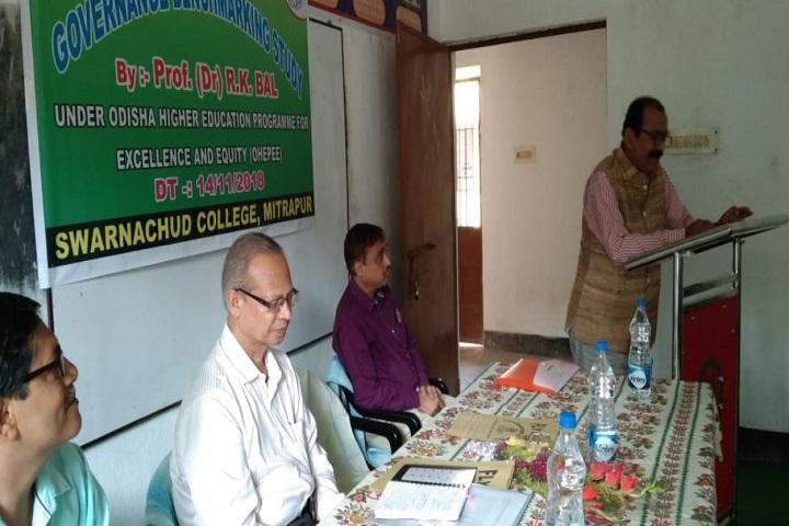 Swarnachud College-Seminar