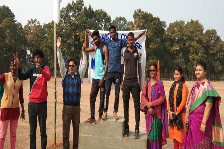 Swarnachud College-Sports
