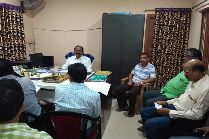 Swarnachud College-Staff Room