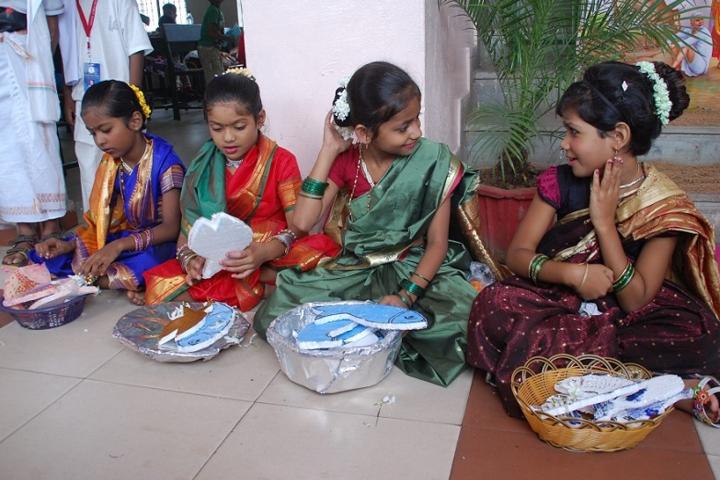 Krishna Public School - Fun Activity