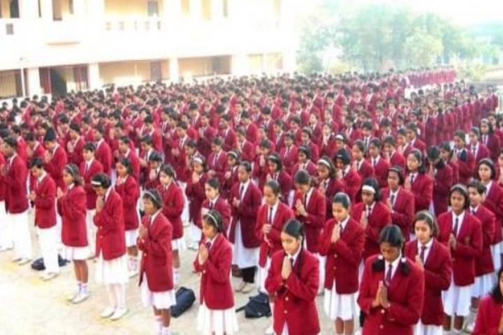 Krishna Public School-School Assembly