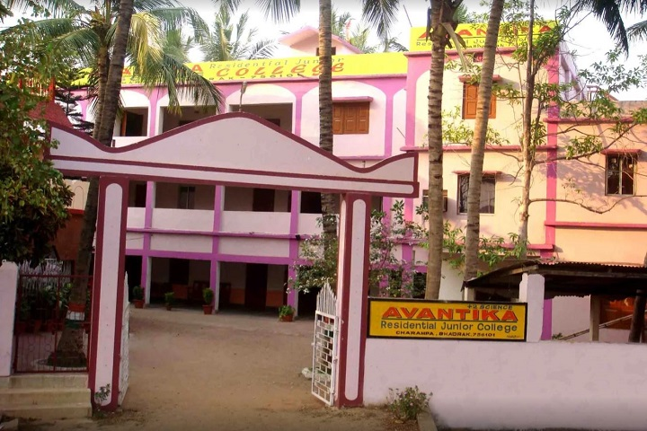 Avantika Residential Junior College-Campus View
