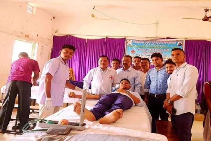 Jawaharlal Junior College-Blood Donation Camp