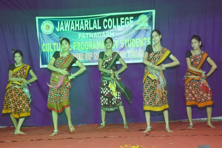 Jawaharlal Junior College-Dance