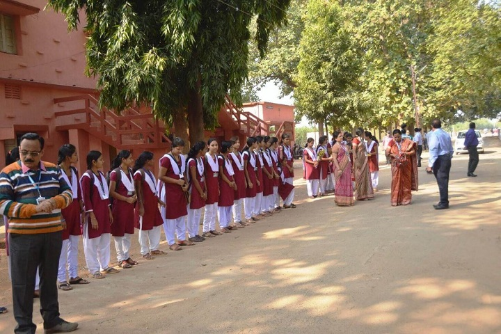 Jawaharlal Junior College-Inspection