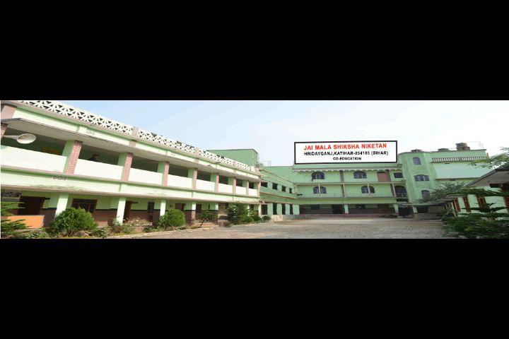 Jai Mala Shiksha Niketan: Infrastructure