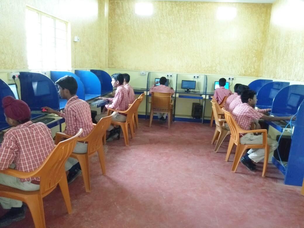 Jai Mala Shiksha Niketan: Computer Labs