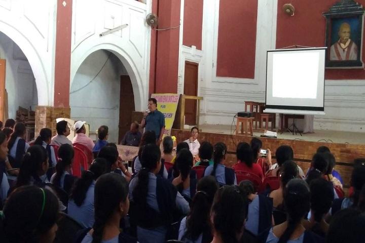 Samanta Chandra Sekhar Junior College-Seminar