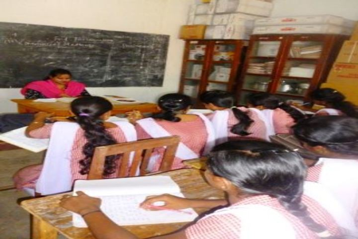 Government Womens College-Classroom