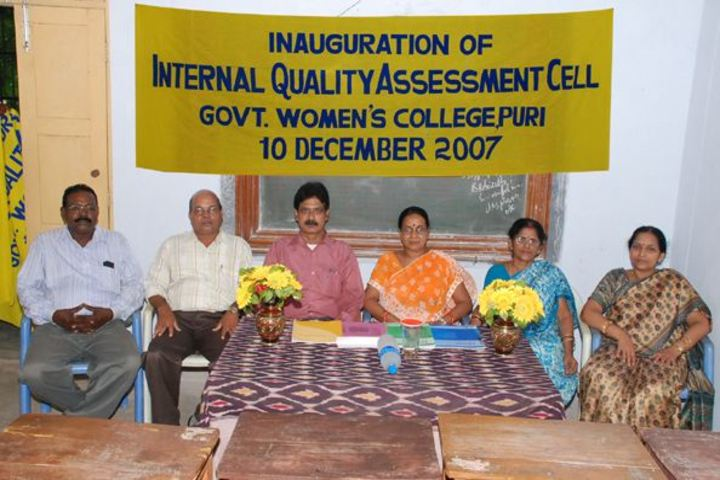 Government Womens College-Inauguration
