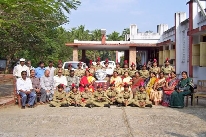 Government Womens College-NCC