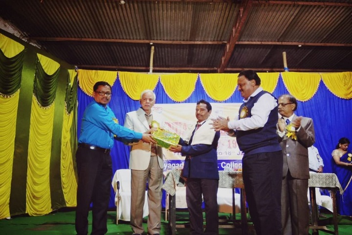 Rayagada Junior College-Award Ceremony